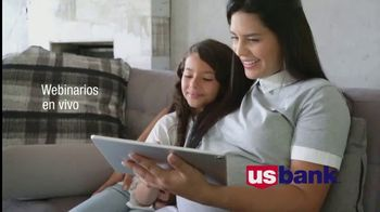 U.S. Bank TV Spot, 'Webinarios en vivo' [Spanish] - Thumbnail 4
