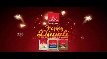 Authentic Royal TV Spot, 'Happy Diwali'