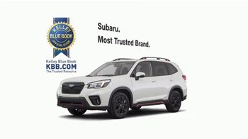 Subaru TV Spot, 'Proven Value' [T2] - Thumbnail 5