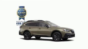 Subaru TV Spot, 'Proven Value' [T2] - Thumbnail 6