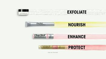 ChapStick Total Hydration TV Spot, 'Exfoliate, Nourish, Enhance, Relax' - Thumbnail 4