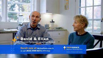 Providence Health & Services Medicare Advantage Plans TV Spot, 'Ellen & David: Our Parents'