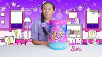 Barbie Color Reveal Slumber Party Fun TV Spot, '50 Surprises' - Thumbnail 1