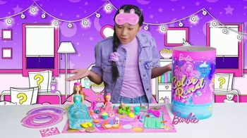 Barbie Color Reveal Slumber Party Fun TV Spot, '50 Surprises'