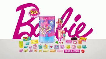 Barbie Color Reveal Slumber Party Fun TV Spot, '50 Surprises' - Thumbnail 9