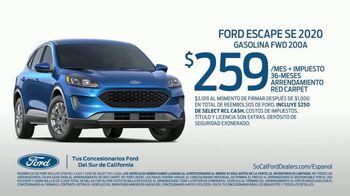 2020 Ford Escape TV Spot, 'Para mí: Escape' [Spanish] [T2] - Thumbnail 6