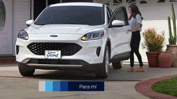 2020 Ford Escape TV Spot, 'Para mí: Escape' [Spanish] [T2] - Thumbnail 5