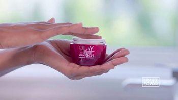 Olay Regenerist Ultra Rich Moisturizer TV Spot, 'Brand Power: Dull, Dry Skin' - Thumbnail 4