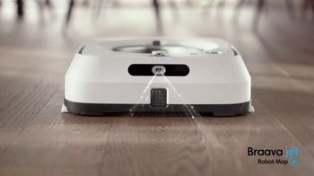 iRobot Braava Jet M6 TV Spot, 'Goodbye Cleaning, Hello Clean' - Thumbnail 5