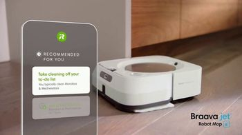 iRobot Braava Jet M6 TV Spot, 'Goodbye Cleaning, Hello Clean' - Thumbnail 8