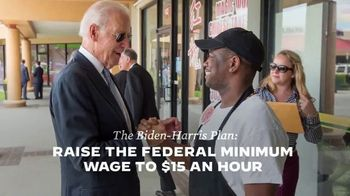 Biden for President TV Spot, 'Bring the Middle Class Back' - 10 commercial airings