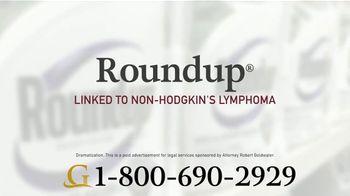 Goldwater Law Firm TV Spot, 'Roundup: $10 Billion' - Thumbnail 2