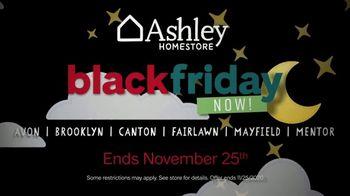Ashley HomeStore Black Friday Now! Sale TV Spot, 'Big Deals on Sleep' - Thumbnail 7