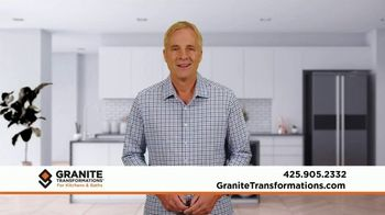 Granite Transformations TV Spot, 'Visit My Friends: In Home Consultation and Flexible Financing' - Thumbnail 1