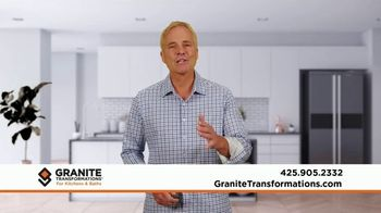 Granite Transformations TV Spot, 'Visit My Friends: In Home Consultation and Flexible Financing' - Thumbnail 2