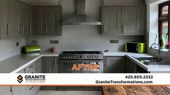Granite Transformations TV Spot, 'Visit My Friends: In Home Consultation and Flexible Financing' - Thumbnail 8