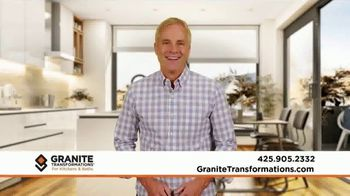 Granite Transformations TV Spot, 'Off-Time: New Kitchen Sink for the Holidays' - Thumbnail 1