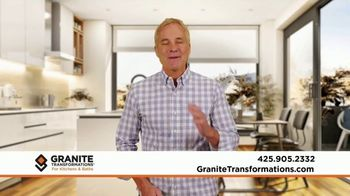 Granite Transformations TV Spot, 'Off-Time: New Kitchen Sink for the Holidays' - Thumbnail 2