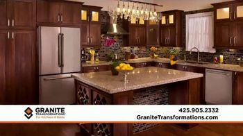 Granite Transformations TV Spot, 'Off-Time: New Kitchen Sink for the Holidays' - Thumbnail 4