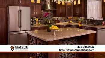 Granite Transformations TV Spot, 'Off-Time: New Kitchen Sink for the Holidays' - Thumbnail 5