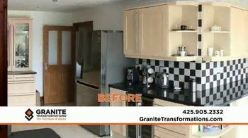 Granite Transformations TV Spot, 'Off-Time: New Kitchen Sink for the Holidays' - Thumbnail 6