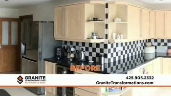 Granite Transformations TV Spot, 'Off-Time: New Kitchen Sink for the Holidays' - Thumbnail 7