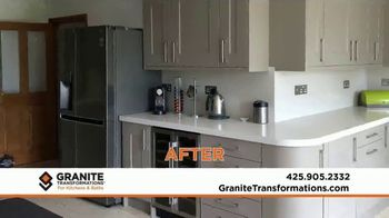 Granite Transformations TV Spot, 'Off-Time: New Kitchen Sink for the Holidays' - Thumbnail 8