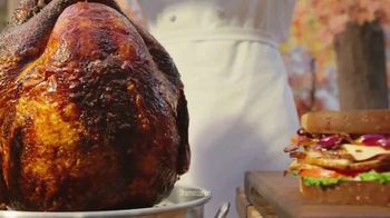 Arby's Deep Fried Turkey TV Spot, 'Dry and Underwhelming' Song by YOGI - Thumbnail 4