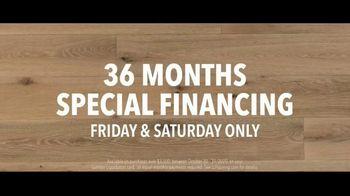 LL Flooring TV Spot, 'For Living: 36 Months Special Financing' - Thumbnail 9