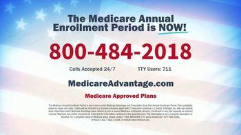 MedicareAdvantage.com TV Spot, 'Annual Enrollment is Now' - Thumbnail 9