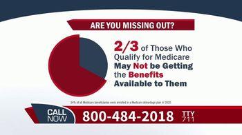 MedicareAdvantage.com TV Spot, 'Annual Enrollment is Now' - Thumbnail 1