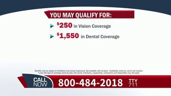 MedicareAdvantage.com TV Spot, 'Annual Enrollment is Now' - Thumbnail 2