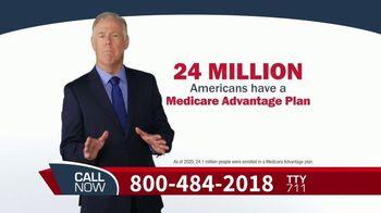 MedicareAdvantage.com TV Spot, 'Annual Enrollment is Now' - Thumbnail 4