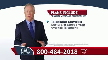 MedicareAdvantage.com TV Spot, 'Annual Enrollment is Now'
