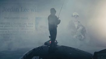 Abu Garcia TV Spot, 'Game Plan' Featuring Jordan Lee