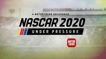 Motor Trend OnDemand TV Spot, 'NASCAR 2020: Under Pressure' - Thumbnail 1