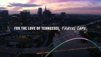 Tennessee Vacation TV Spot, 'For the Love of What's to Come: Travel Safe' Song by Funk Society