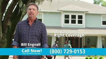 HealthMarkets Insurance Agency FitScore TV Spot, 'Rope Swing' Featuring Bill Engvall - 651 commercial airings