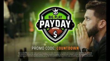 DraftKings Big Play Payday TV Spot, 'Ending NFL Week Eight' - Thumbnail 7