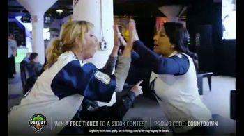 DraftKings Big Play Payday TV Spot, 'Ending NFL Week Eight' - Thumbnail 4