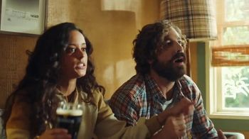 Guinness Draught Stout TV Spot, 'Good Things Come to Those Who Wait' Featuring Joe Montana - Thumbnail 7