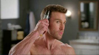 MicroTouch Titanium Trim TV Spot, 'If You Can Comb It, You Can Cut It'