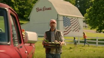 Bob Evans Restaurants Hand-Carved Turkey TV Spot, 'Nothing Says Supper: Family Meal' - Thumbnail 1