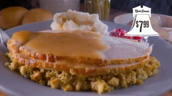 Bob Evans Restaurants Hand-Carved Turkey TV Spot, 'Nothing Says Supper: Family Meal' - Thumbnail 6