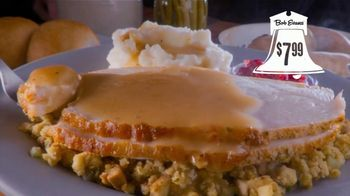 Bob Evans Restaurants Hand-Carved Turkey TV Spot, 'Nothing Says Supper: Family Meal' - Thumbnail 7