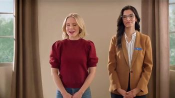 La-Z-Boy Veterans Day Sale TV Spot, 'Magic: 30% Off Everything' Featuring Kristen Bell - Thumbnail 1