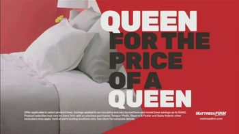 Mattress Firm Black Friday Preview Sale TV Spot, 'Sealy Queen for $249.99 and More' - Thumbnail 4