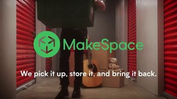 MakeSpace TV Spot, 'Spaghetti Incident: Storage Without the Scaries' - Thumbnail 10