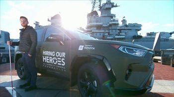 Toyota TV Spot, 'U.S. Paralympics: Hiring Our Heroes' [T2] - Thumbnail 2