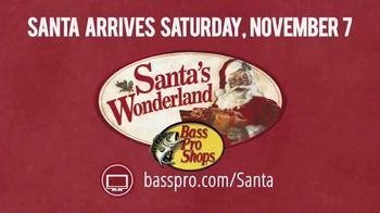 Bass Pro Shops TV Spot, 'Santa's Wonderland: Continue the Tradition' - Thumbnail 10